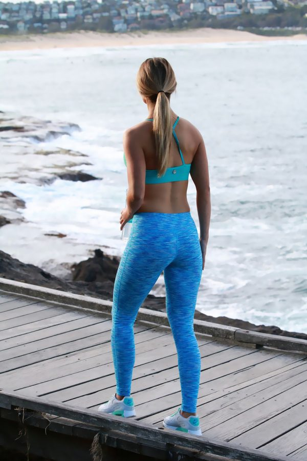 Blue Crush Tights