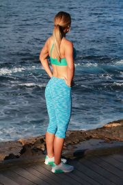 Blue Crush 3/4 Tights
